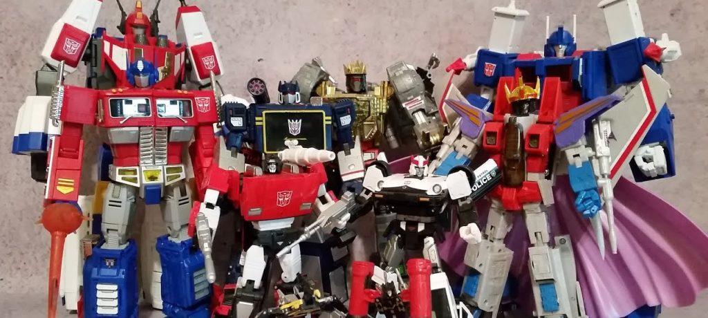 Masterpiece Transformers Banner