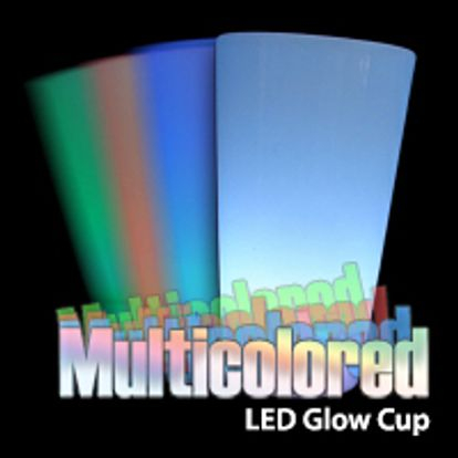 Multiple Colour Strobe Led Cups All Cool Things