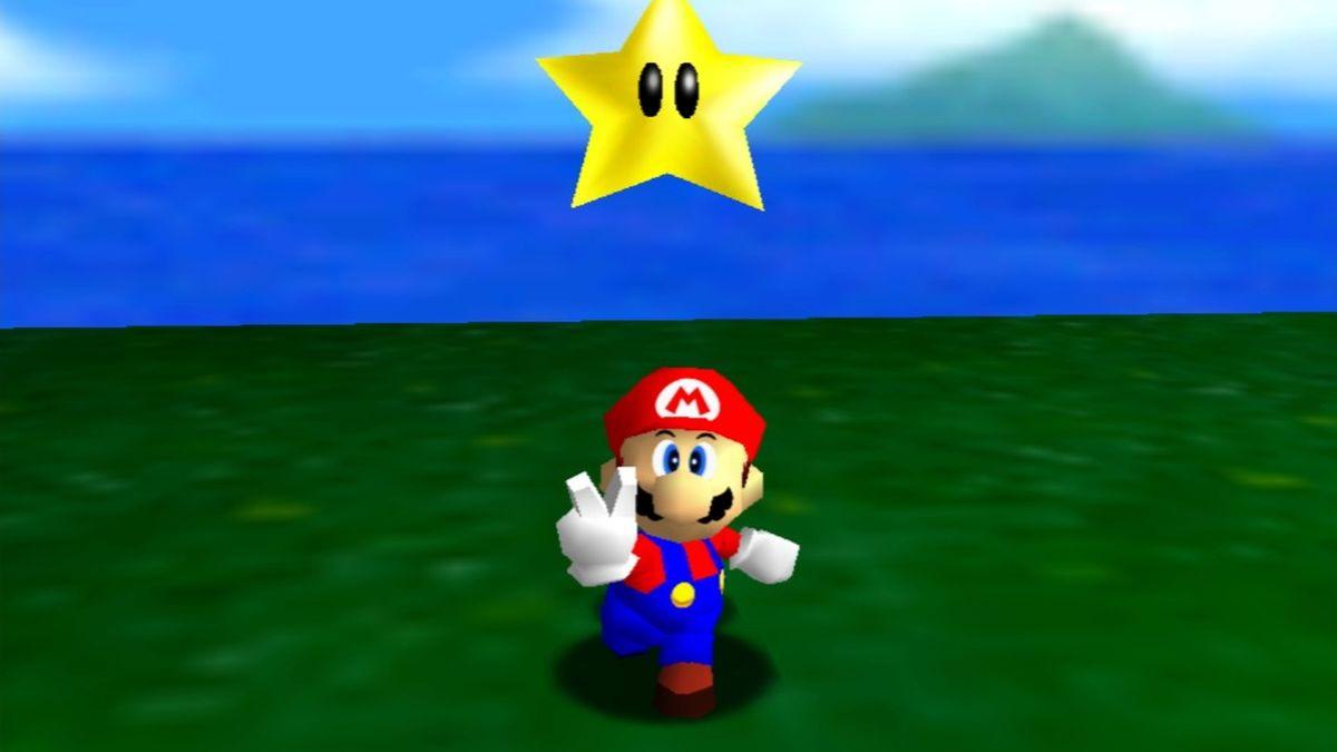 ACT Super Mario 64