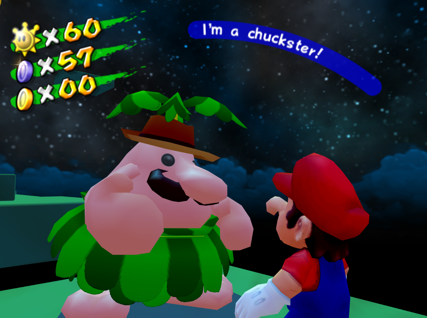 ACT Super Mario Sunshine Chuckster